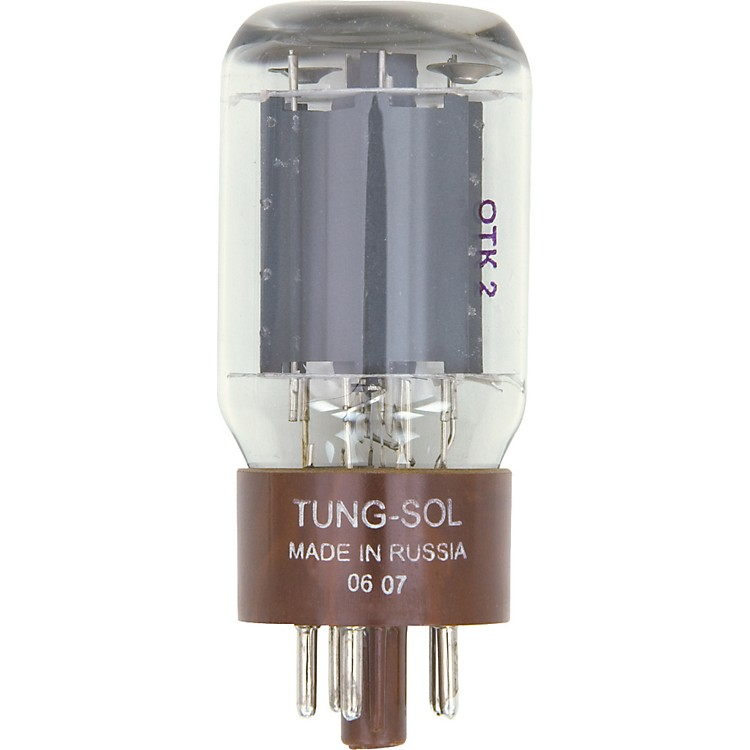 Tung-Sol 5881 Matched Power Tubes Hard Duet