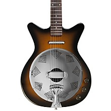 Open Box Danelectro '59 Acoustic-Electric Resonator Guitar