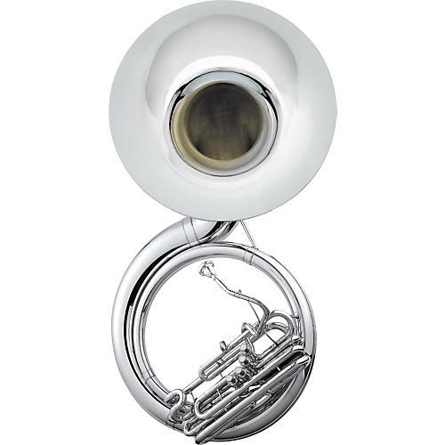Jupiter 590 University Quad Series Brass 4-Valve BBb Sousaphone