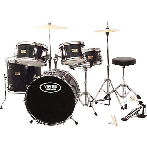 Verve 5pc Junior Drum Set