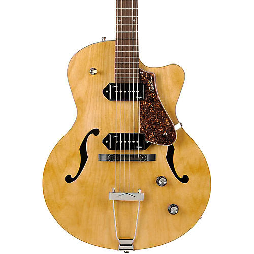 Godin 5th Avenue CW Kingpin II Archtop Electric Guitar-thumbnail