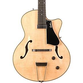 godin 5th avenue jazz guitar musician 39 s friend. Black Bedroom Furniture Sets. Home Design Ideas