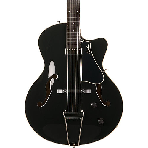 Godin 5th Avenue Jazz Guitar Piano Black