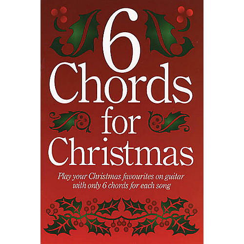 Music Sales 6 Chords for Christmas Music Sales America Series-thumbnail