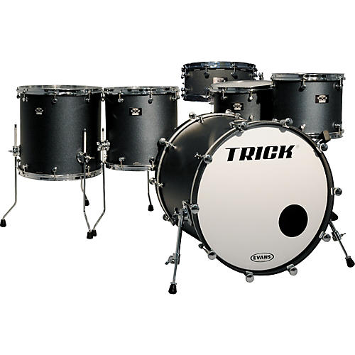 Trick Drums 6-Piece AL13 Rock Shell Pack