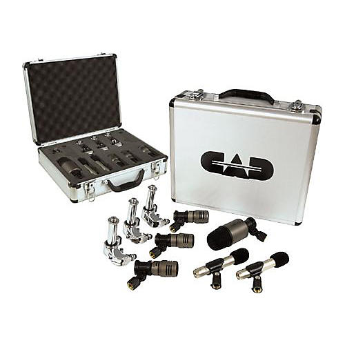 CAD 6-Piece Drum Mic Pack