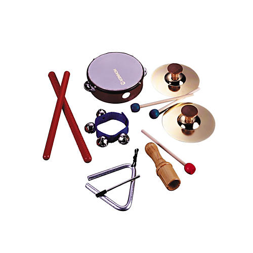 Hohner 6-Piece Rhythm Instrument Set