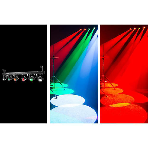 chauvet dj 6 spot quad irc musician 39 s friend. Black Bedroom Furniture Sets. Home Design Ideas
