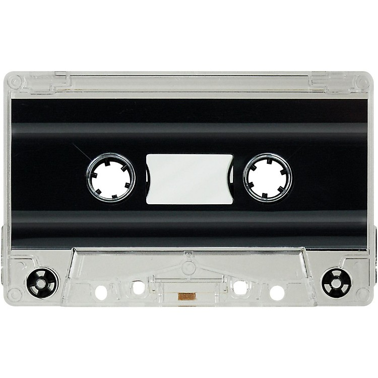 Trutone 60-Minute High Bias Audio Cassette Tapes  10-Pack