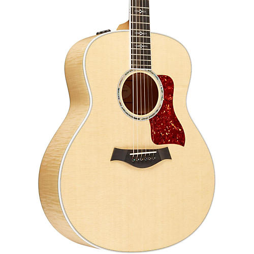 Taylor 600 Series 2014 618e Grand Orchestra Acoustic-Electric Guitar-thumbnail