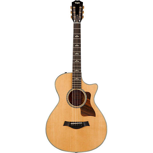 Taylor 600 Series 2015 612ce 12-Fret First Edition Grand Concert Acoustic-Electric Guitar