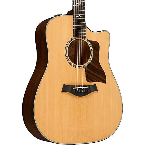 Taylor 600 Series 610ce Dreadnought Acoustic-Electric Guitar-thumbnail