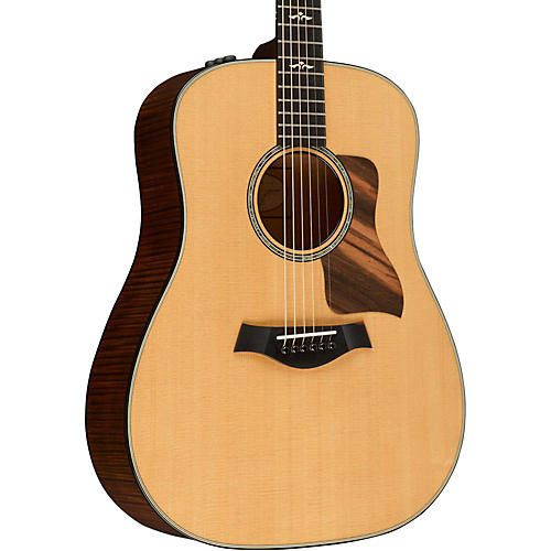 Taylor 600 Series 610e Dreadnought Acoustic-Electric Guitar-thumbnail