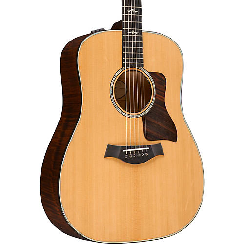 Taylor 600 Series 610e First Edition Dreadnought Acoustic-Electric Guitar-thumbnail