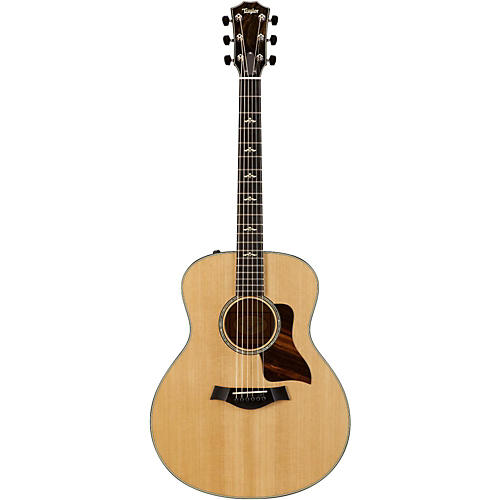 Taylor 600 Series 616e Grand Symphony Acoustic-Electric Guitar Natural