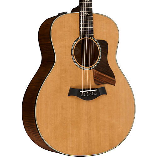 Taylor 600 Series 618e Grand Orchestra Acoustic-Electric Guitar Natural