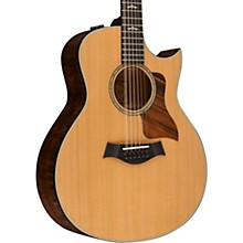 Taylor 600 Series 656ce Grand Symphony 12-String Acoustic-Electric Guitar