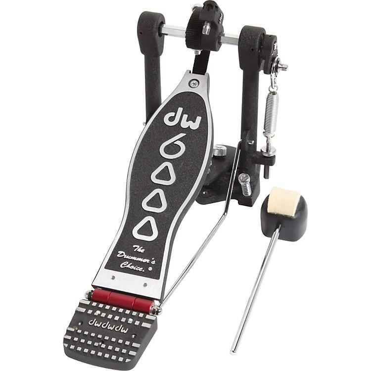 DW6000 Series Nylon Strap Single Bass Drum Pedal