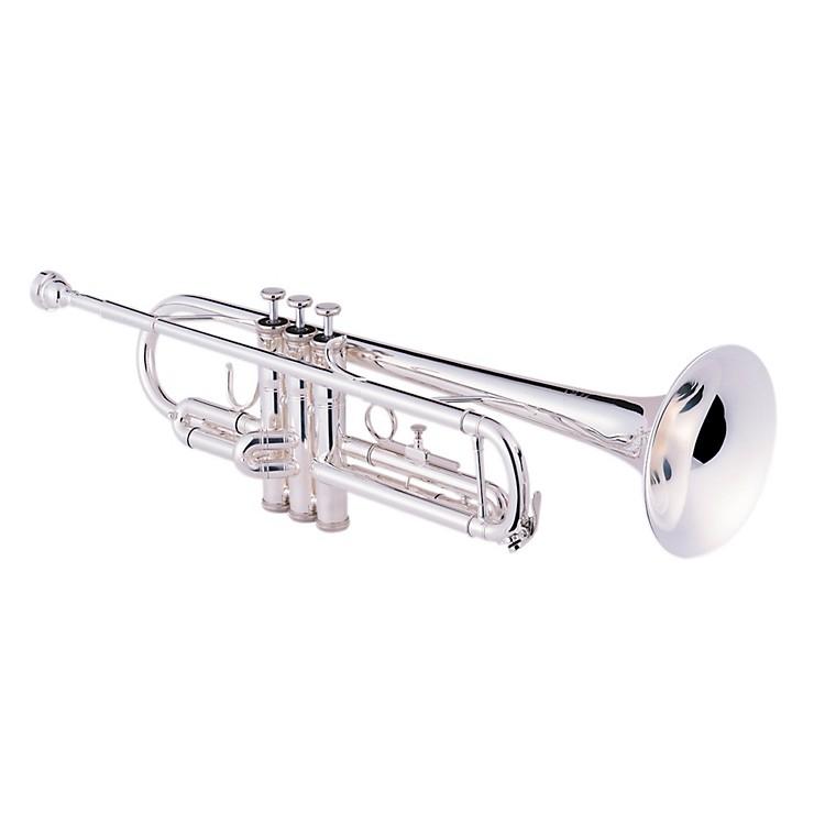 Jupiter600S Student Bb TrumpetSilver Plated