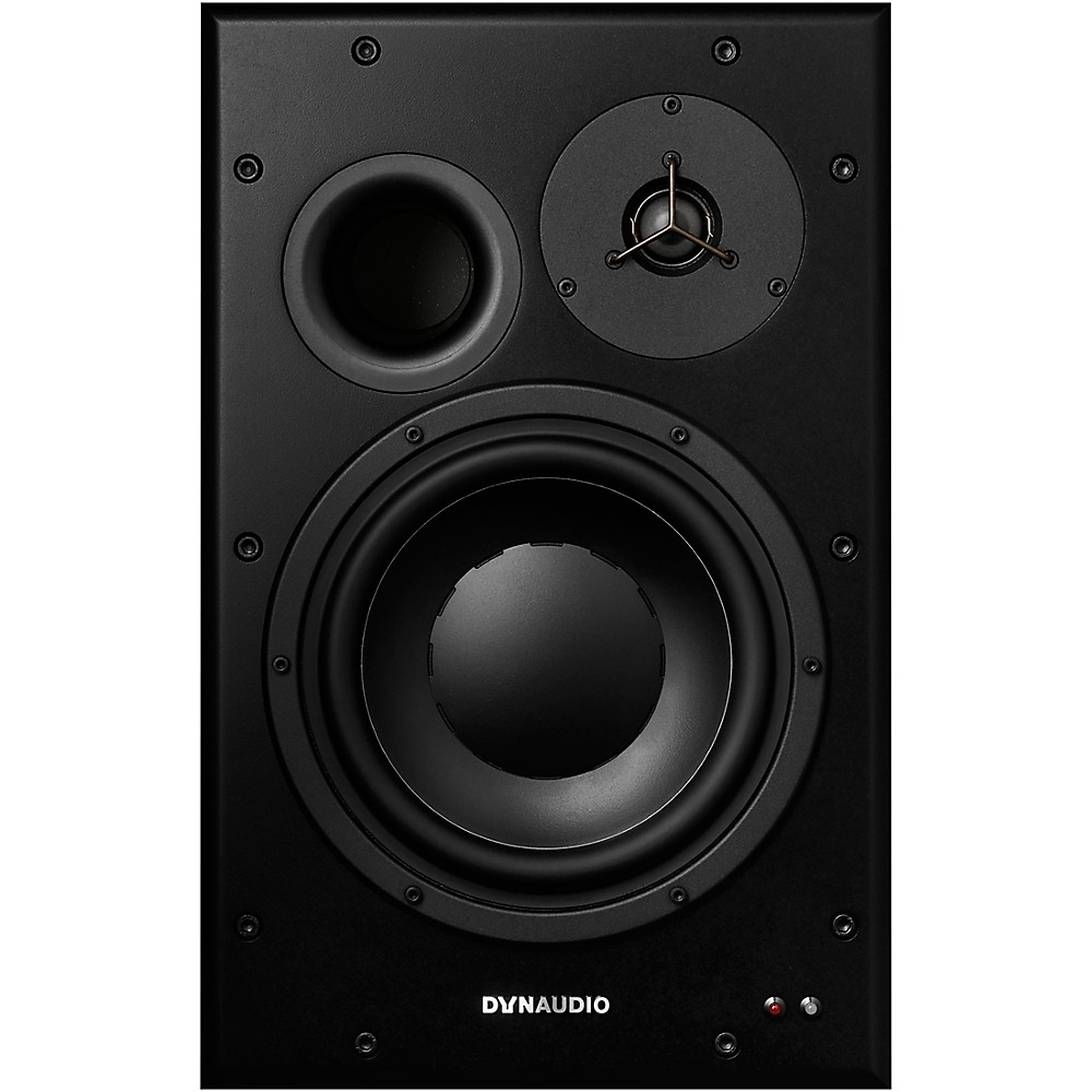 Dynaudio Acoustics BM15A Active Studio Monitor Left