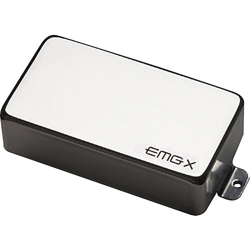 EMG 60AX Humbucker Guitar Pickup Chrome