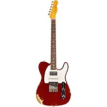Fender Custom Shop '60s Heavy Relic Nashville Telecaster Custom SSH with Rosewood Fretboard