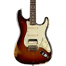 Fender Custom Shop '60s Imperial Arc Stratocaster Rosewood Fingerboard HSS Masterbuilt by Dale Wilson Electric Guitar