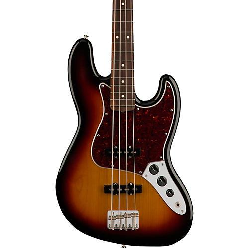 Fender '60s Jazz Bass Pau Ferro Fingerboard with Gigbag