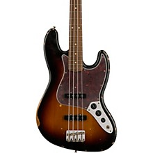 Fender '60s Road Worn Jazz Bass Pau Ferro Fingerboard