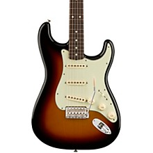 60s Stratocaster Pau Ferro Fingerboard with Gigbag 3-Color Sunburst
