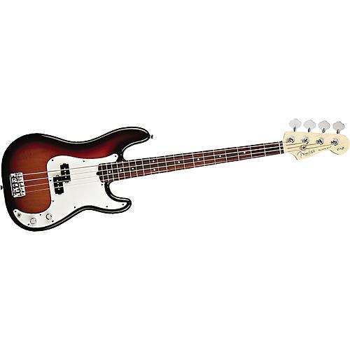 Fender 60th Anniversary Commemorative Precision Bass Guitar 3-Color Sunburst