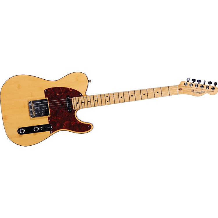 Fender 60th Anniversary Lamboo Telecaster Electric Guitar