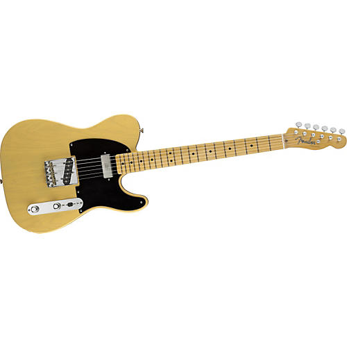 Fender 60th Anniversary Vintage Hot Rod 1952 Telecaster Electric Guitar-thumbnail