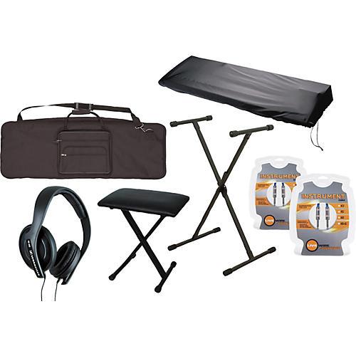 Musician's Gear 61 Key Accessory Package