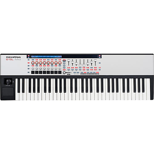 Novation 61 SL MkII Keyboard Controller