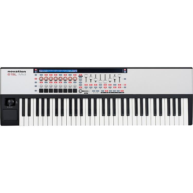 Novation61 SL MkII Keyboard Controller