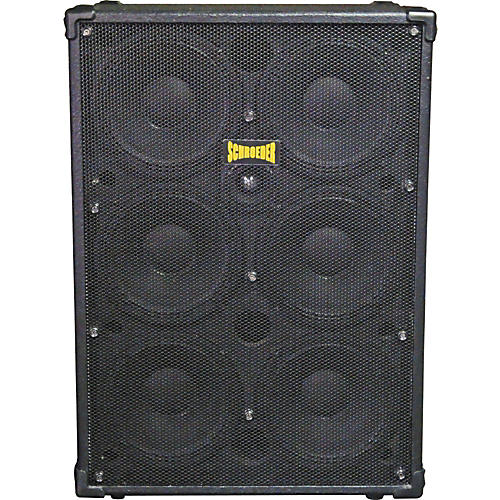 Schroeder 610 Light Bass Cabinet 5.3 Ohm