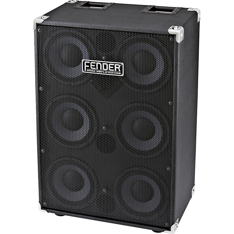 fender 610 pro 6x10 bass speaker cabinet musician 39 s friend. Black Bedroom Furniture Sets. Home Design Ideas