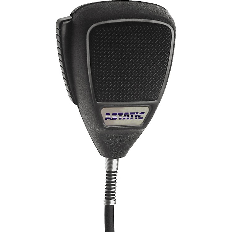Astatic by CAD 611L Omni Dynamic Handheld Microphone with Switch