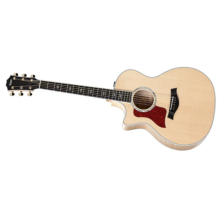 Taylor 614ce-L Maple/Spruce Grand Auditorium Left-Handed Acoustic-Electric Guitar