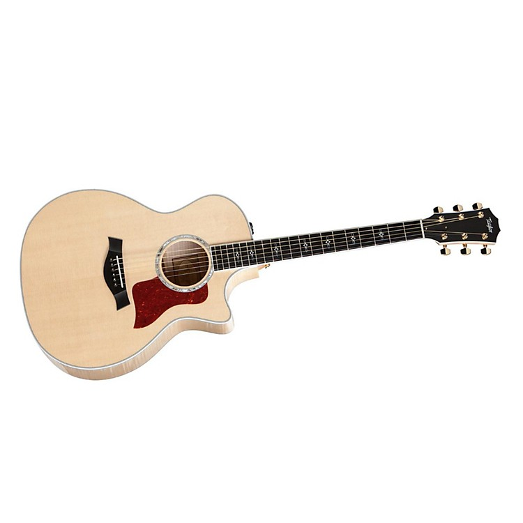 Taylor 614ce Maple/Spruce Grand Auditorium Acoustic-Electric Guitar