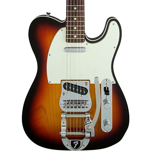 fender 62 telecaster with bigsby electric guitar musician 39 s friend. Black Bedroom Furniture Sets. Home Design Ideas