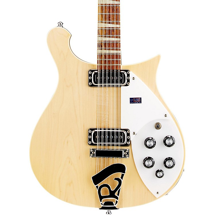 Rickenbacker620/12 12-String GuitarMapleglo