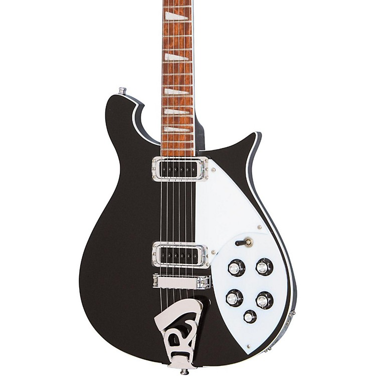 Rickenbacker 620 Electric Guitar Jetglo