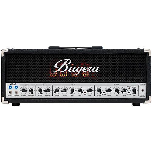 Bugera 6262 120W 2-Channel Tube Guitar Amp Head