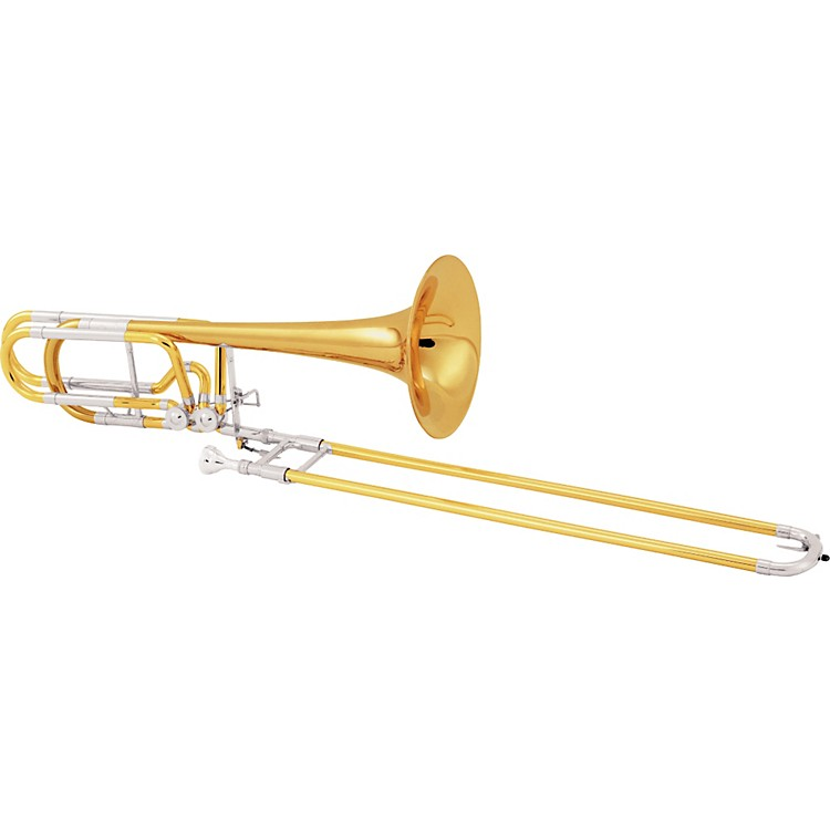 Conn 62HI Dual Independent Rotor Bass Trombone Outfit