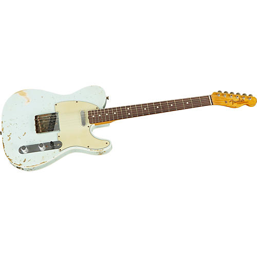 Fender Custom Shop '63 Telecaster Heavy Relic Electric Guitar