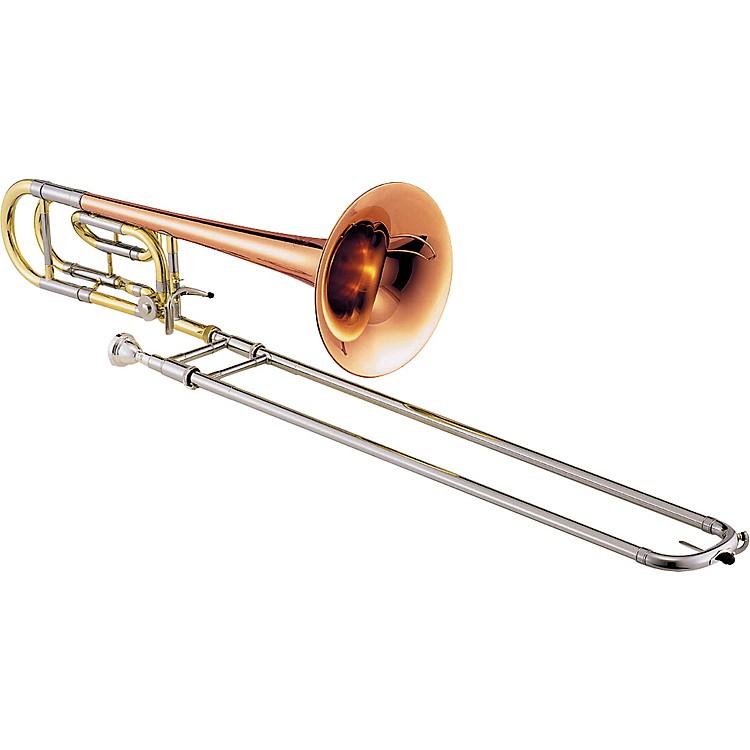Jupiter636 Series F Attachment TromboneLacquerRose Brass Bell