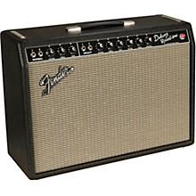 Fender '64 Custom Deluxe Reverb 20W 1x12 Tube Guitar Combo Amp Black