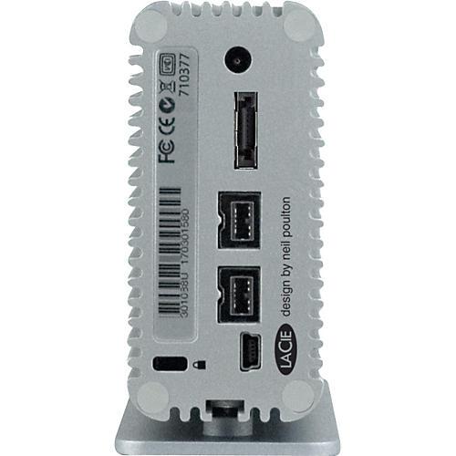 Lacie 640MB Little Big Disk Quadra Portable Drive
